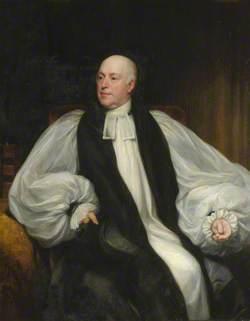 Joseph Allen (1770–1845), Fellow, Bishop of Bristol (1834–1836), Bishop of Ely (1836–1843)