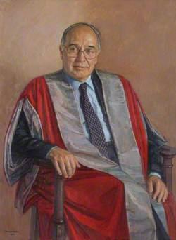Michael Francis Atiyah (b.1928), OM, FRS, FRSE, Master (1990–1998), Mathematician