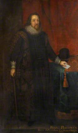 Francis Bacon (1561–1626), 1st Baron Verulam and Viscount St Albans, Lord Chancellor, Politician and Philosopher