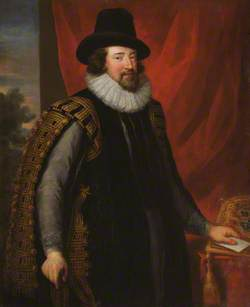 Francis Bacon (1561–1626), 1st Baron Verulam and Viscount St Albans, Lawyer, Philosopher, Poet and Lord Chancellor