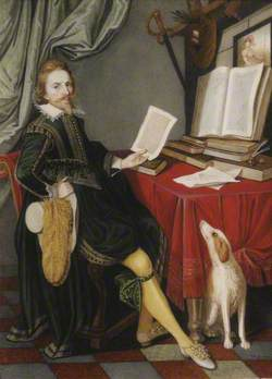 Nathaniel Bacon (1585–1627), Painter