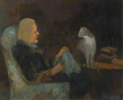 Norah (1885–1989), Lady Barlow, Granddaughter of Charles Darwin and Benefactor to the University Library