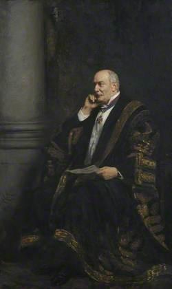 John William Strutt (1842–1919), 3rd Baron Rayleigh, Cavendish Professor (1879–1884)