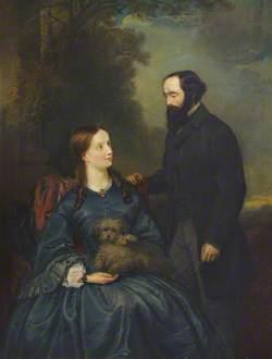 James Clerk Maxwell (1831–1879), Cavendish Professor (1871–1879), and His Wife, Katherine Mary Clerk Maxwell, née Dewar (1824–1886)