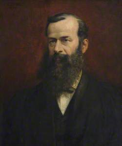 Samuel Savage Lewis (1836–1891), Fellow (1869–1891), Librarian and Antiquary