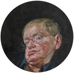 Professor Stephen Hawking, Theoretical Physicist and Cosmologist