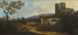 Castle in a Landscape