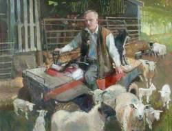 Dick Prosser, Farmer