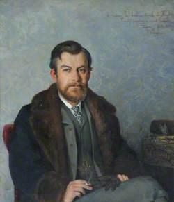Baron Anatole Andreas Aloys von Hügel (1854–1928)
