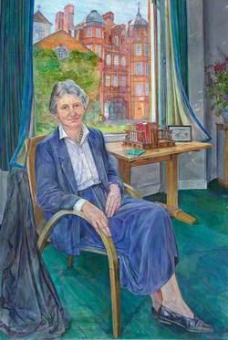 Onora O'Neill, Principal (1992–2006)