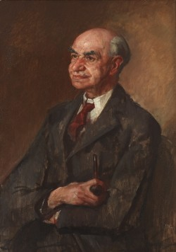 Sir Frederic Bartlett (1886–1969), Professor of Experimental Psychology (1931–1952)