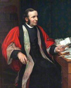 Reverend Dr Handley Carr Glyn Moule (1841–1920), First Principal of Ridley Hall (1881–1899)