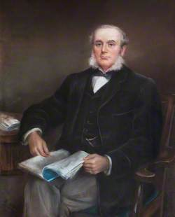 Sydney Gedge, Esq., MP for Walsall and Trustee of Ridley Hall