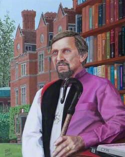 Graham Alan Cray, Principal of Ridley Hall (1992–2001)