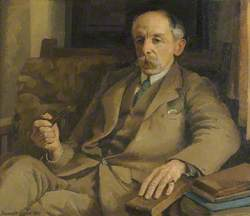 Sir Roland Harry Biffen, Fellow, DSc, FRS, Professor of Agricultural Botany (1908–1931)