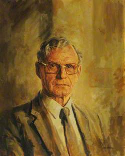 Robert Comline (1919–1998), President (1984–1987)