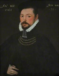 Sir Edmund Huddleston (1536–1606)