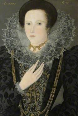 Dorothy, Wife of Henry Huddleston, Aged 17