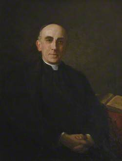 The Reverend William O. Sutcliffe, MA, First Master of St Edmund's College (1897–1904)