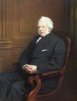 Robert Barbour, Esq., of Bolesworth Castle, County of Chester (d.1885)