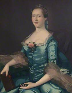 Girl in a Blue Dress: Lady Selina Shirley
