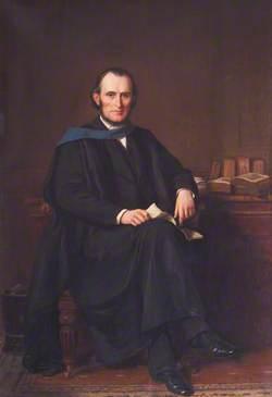 Reverend H. R. Reynolds, DD