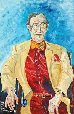 Peter 'Plantagenet' Somerset Fry (1931–1996)