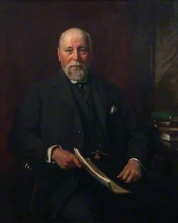 William Coles Pendarves (b.1841), JP, Chairman of the Council (1907–1919)