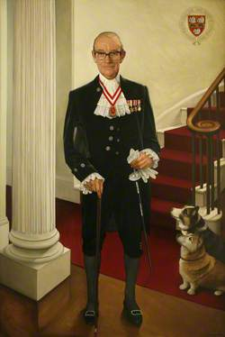 Robert Lyle (c.1928–c.2002), Former High Sheriff of Cornwall (1984–1985)