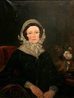 Mary Penberthy, née Colliver, Wife of William Penberthy