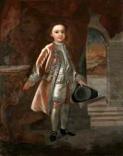 Thomas Glynn (1744–1794), as a Young Boy