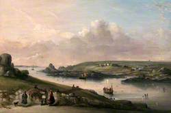 Porthmellon Bay