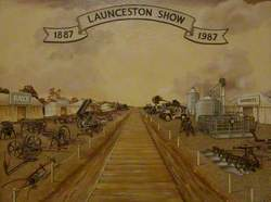 Launceston Show (1887–1987)