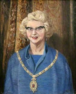 Mrs Bennett of Launceston, Mayoress