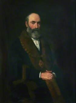 John Dingle, Mayor (1869, 1879 & 1880)