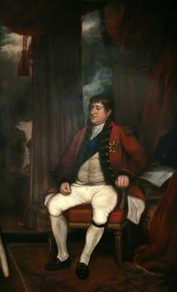 Hugh, 2nd Duke of Northumberland (1742–1817), Recorder of Launceston (1786–1817)
