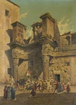A Carnival Scene