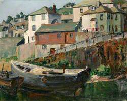 Old Newlyn, Summer