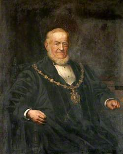 John Bisson, Mayor of Penryn (1885–1891)