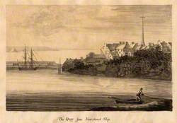 The Quay from New Street Slip