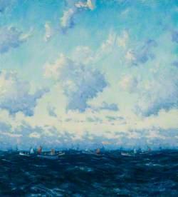 Mackerel Fleet, First Light