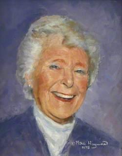 Lady Jennifer Galsworthy, MBE