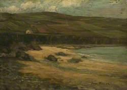 Cornish Coastal Scene