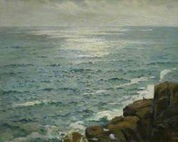 Study of the Cornish Coast