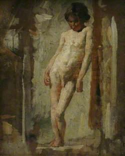 Nude Italian Boy