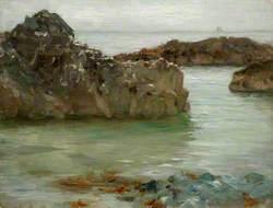 Rocks at Newporth