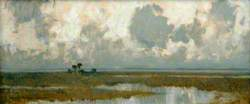 Marshes, Winter