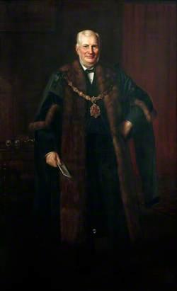 Thomas Chirgwin, Mayor (1878–1879 & 1886–1892)