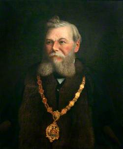 Alderman Dorrington, JP, Mayor (1884–1885 & 1897)