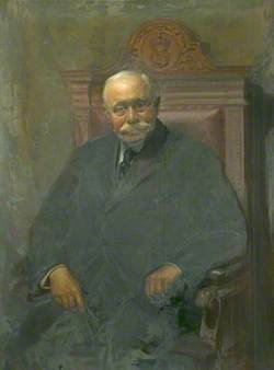 Alderman Johnson Pearson, JP, Member of Derbyshire County Council (1889–1929)
